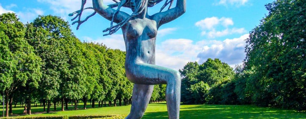 Tour de arte y cultura en Oslo con un local