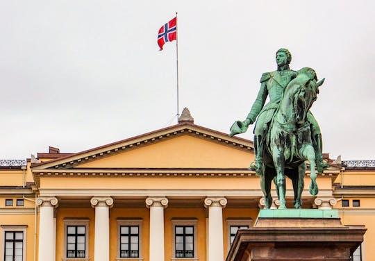 Историческая прогулка по Осло с местным