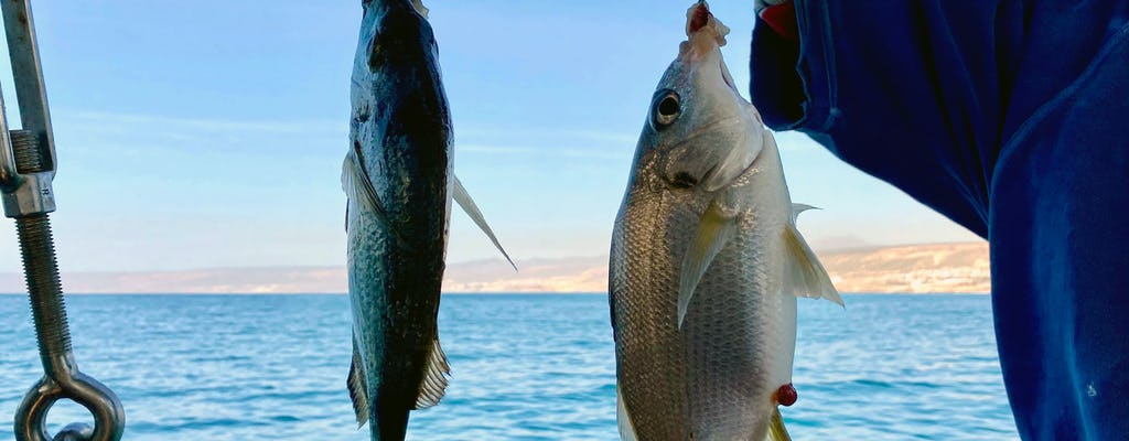 Cala Iris Vissen vanuit Agadir