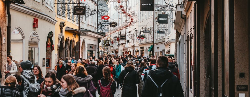 Entdecken Sie Salzburg in 60 Minuten mit einem Einheimischen
