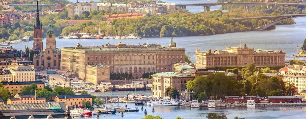 Экскурсия в instagrammable места Стокгольме с местным