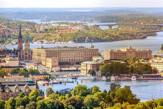 Tour to the instagrammable places of Stockholm with a Local