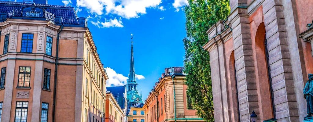 Tour di arte e cultura a Stoccolma con un locale
