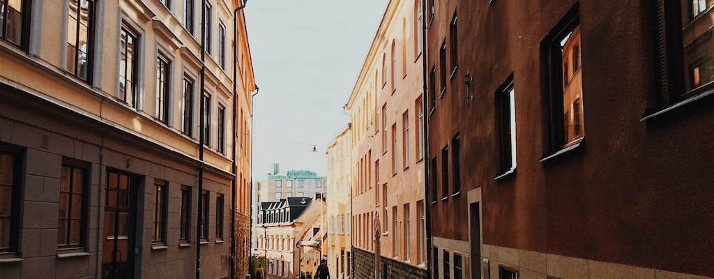 Descubre Estocolmo en 60 minutos con un local