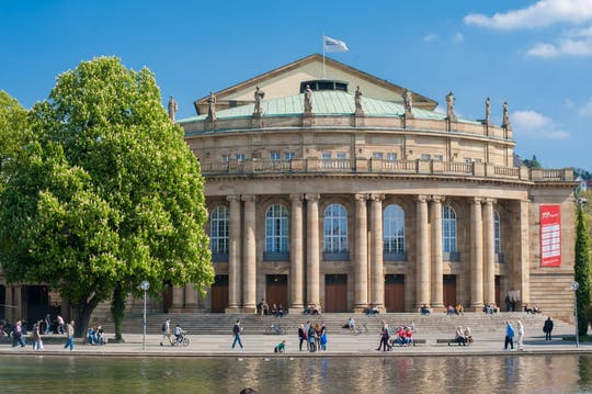 Discover Stuttgart in 60 minutes with a Local