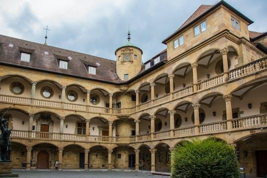 Visite artistique et culturelle de Stuttgart avec un local