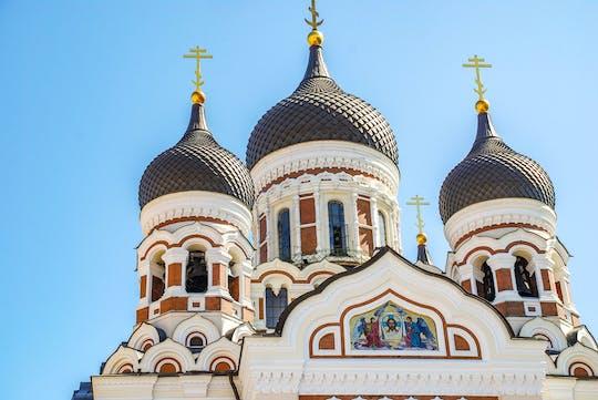 Kunst- en cultuurtour door Tallinn met een local