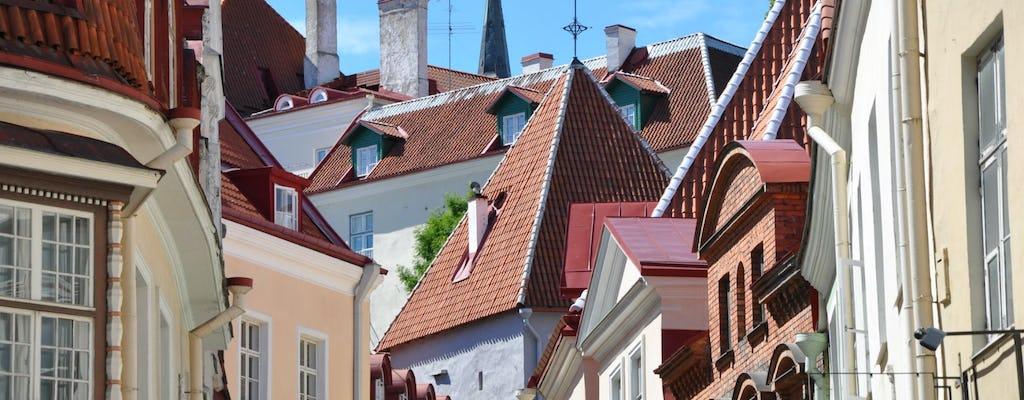 Architektonischer Rundgang durch Tallinn mit einem Einheimischen