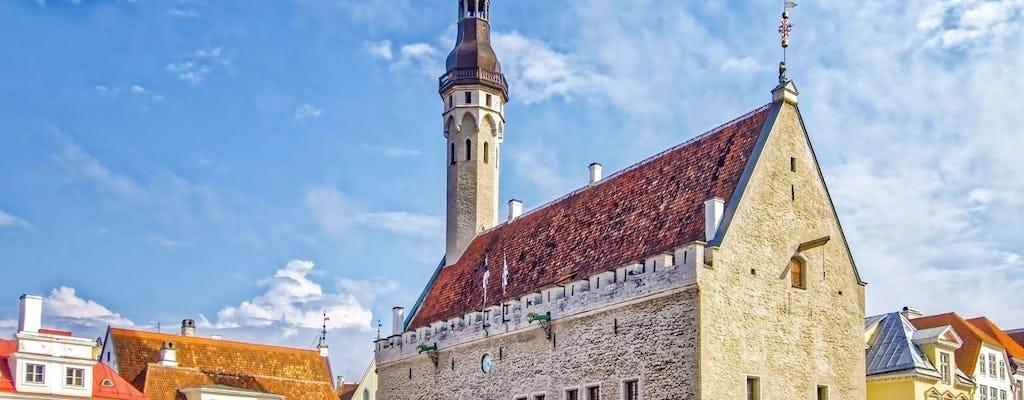 Scopri Tallinn in 60 minuti con un locale