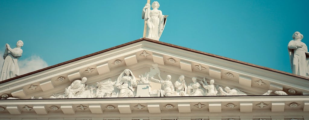 Historical walk through Vilnius with a Local