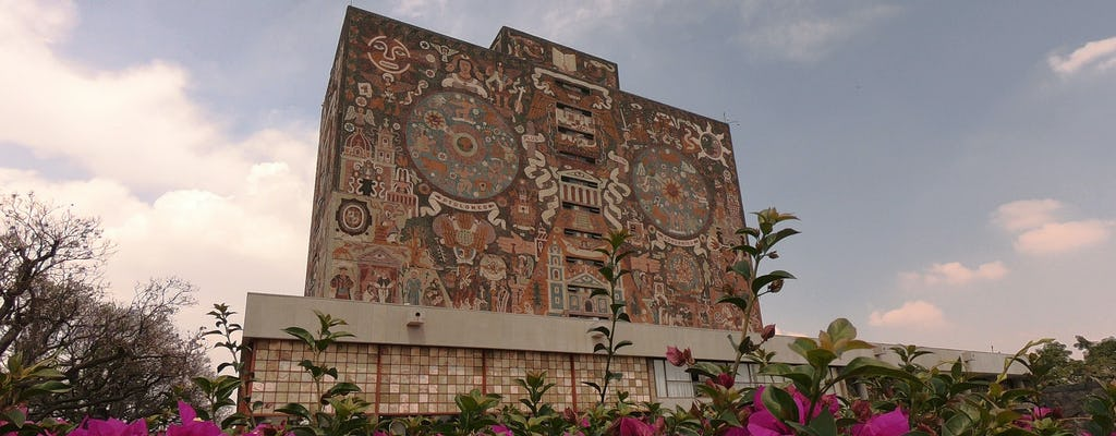 Xochimilco boat ride and university tour