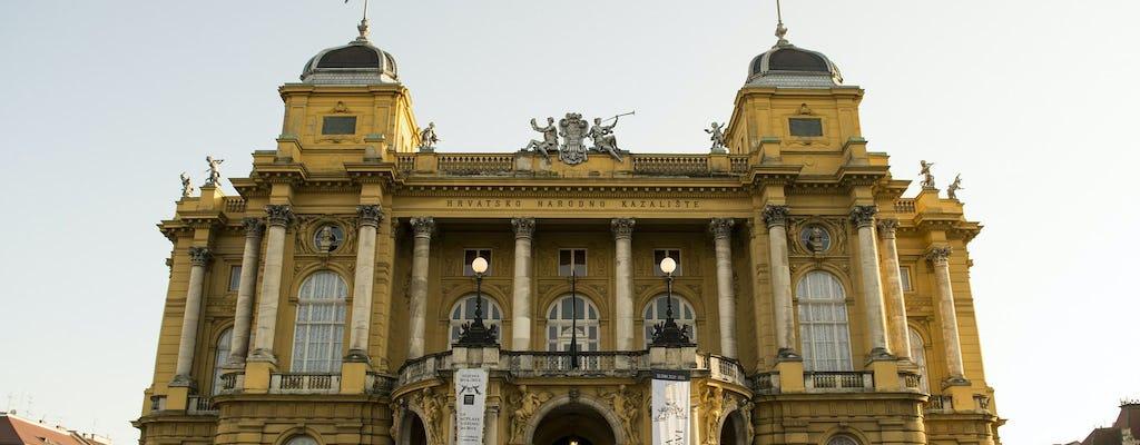 Beste Intro-Tour durch Zagreb mit einem Einheimischen