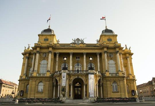 El mejor tour de introducción a Zagreb con un local