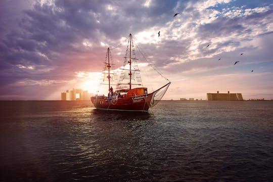 Columbus cruise romantic dinner