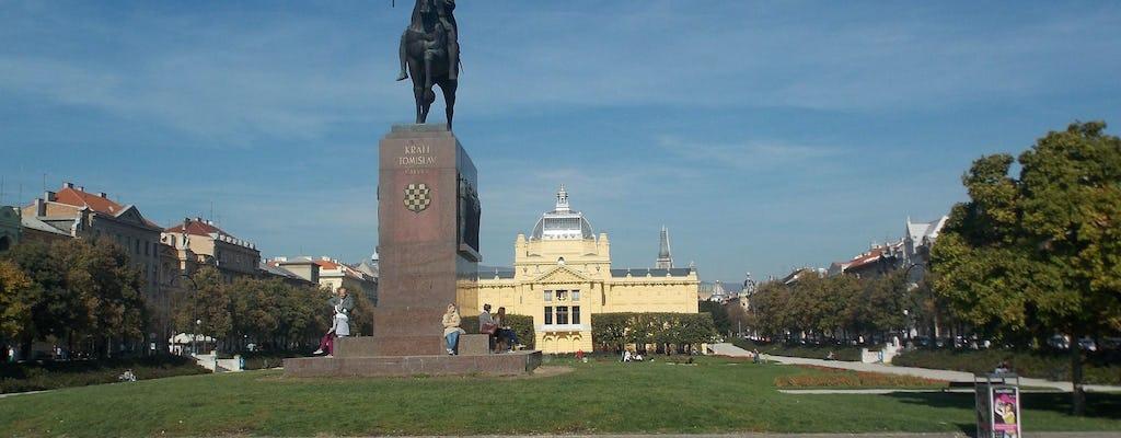 Kunst- en cultuurtour door Zagreb met een local