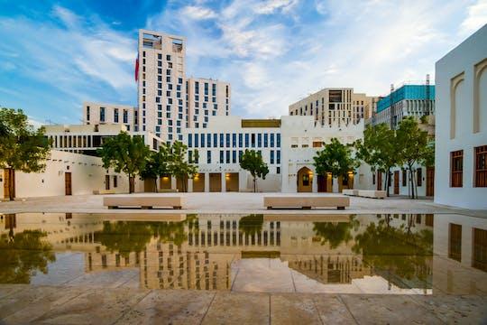 Спортивного клуба Катара музеи пешеходная экскурсия