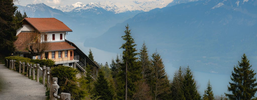 Discover Interlaken in 60 minutes with a Local