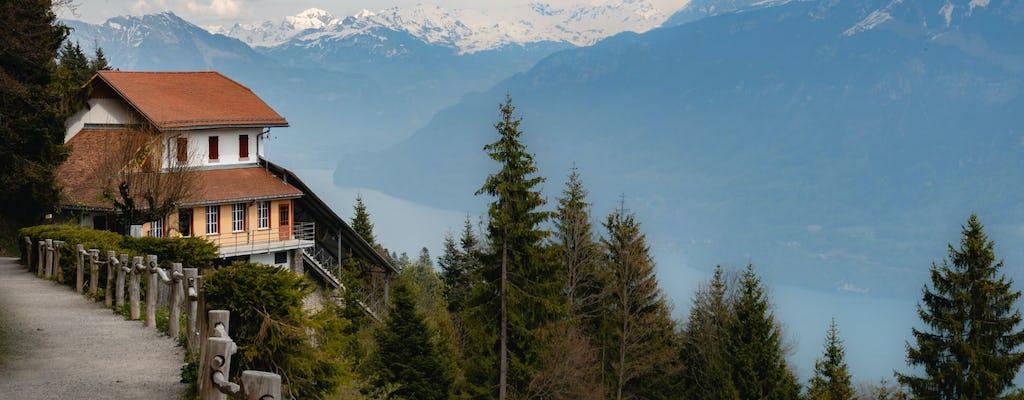 Découvrez Interlaken en 60 minutes avec un local