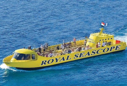 Hurghada Submarine Cruise