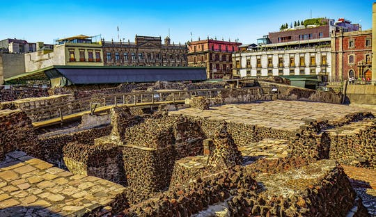 Mexico City and Teotihuacan guided tour