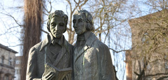 Tour durch Kassel auf den Spuren der Brüder Grimm