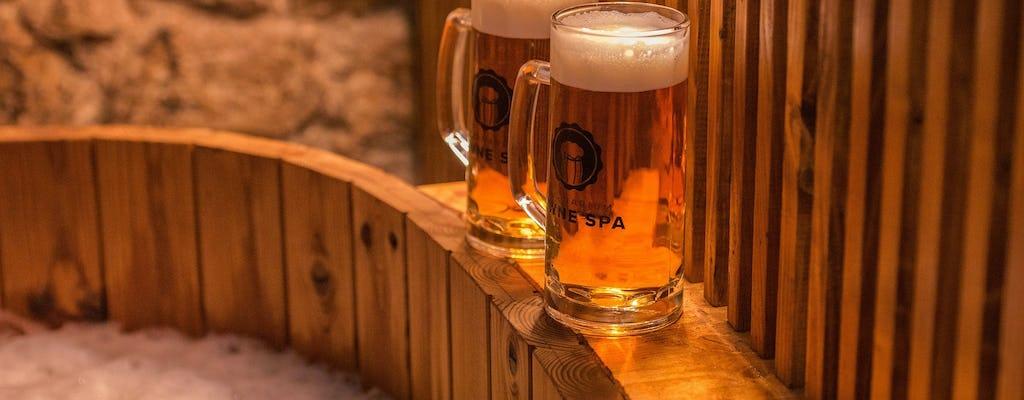 Trattamento Beer SPA a Cracovia