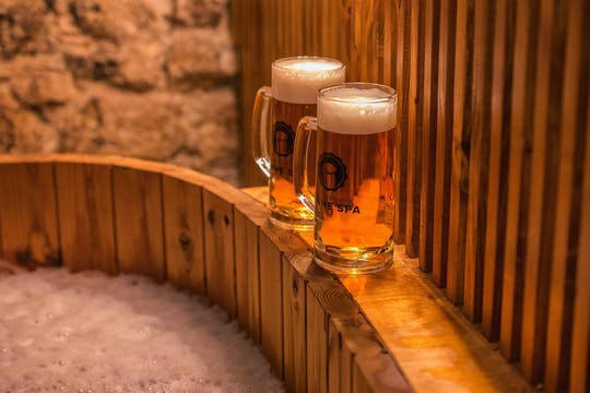 Beer SPA treatment in Krakow