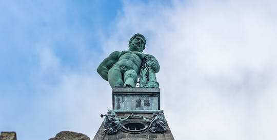 Hercules tour through Kassel