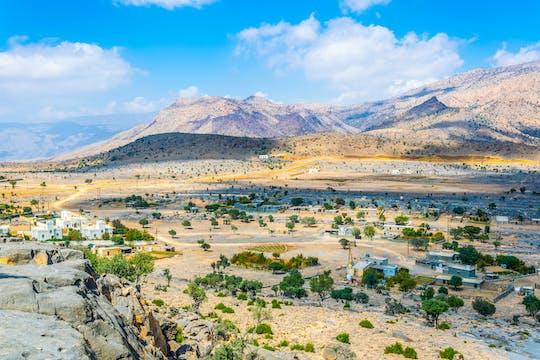 Jebel Shams Tour mit Balkonspaziergang