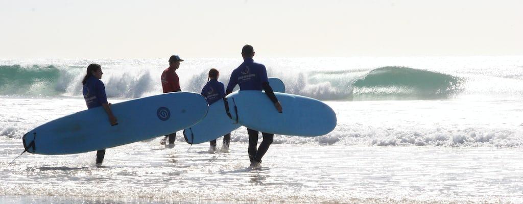 Aventure de surf d'une journée