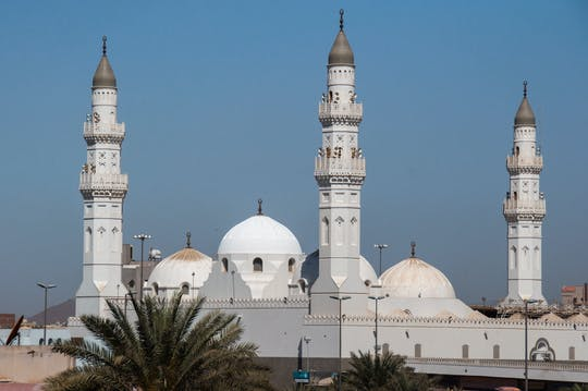 Passeio a pé pela Medina