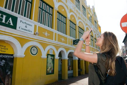 Punda guided walking tour