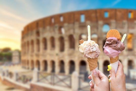 Wandeltocht door Rome met gelato