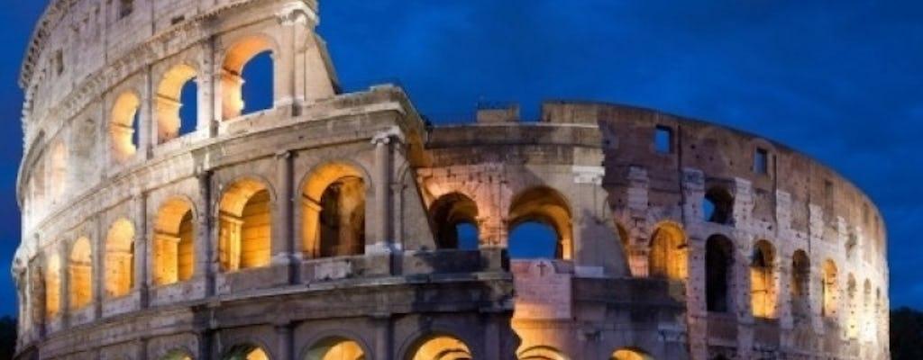 Colosseum, Forum en Palatijn met prive Nederlandse gids
