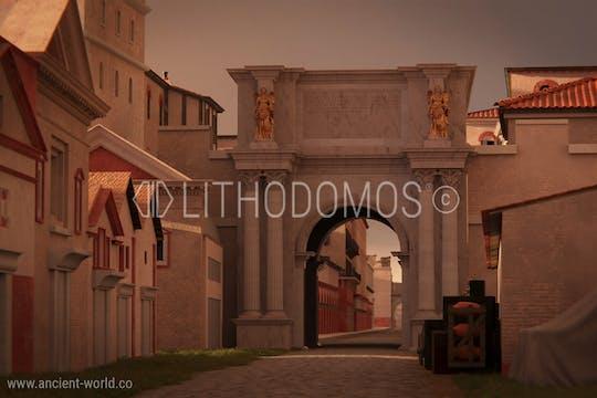 360° Virtual tour of Ancient Ostia