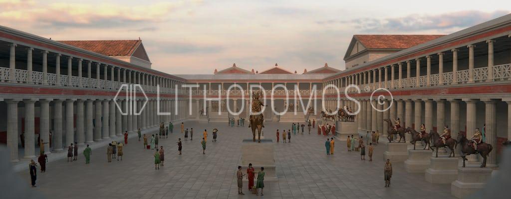 360° Virtual tour of Ancient Pompeii