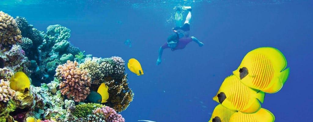 Hurghada Half-day Snorkelling Cruise