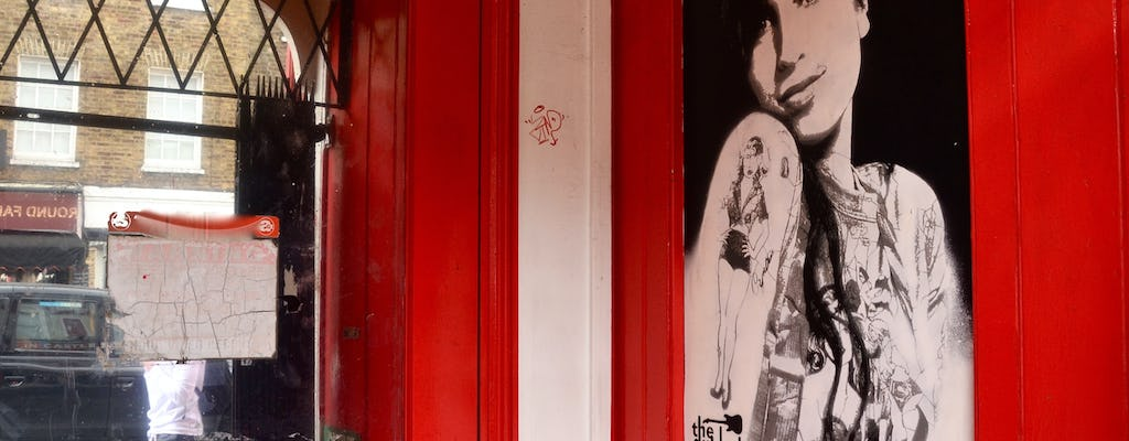 Self-guided Discovery Walk in London's Camden Town
