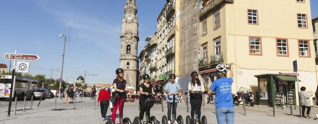Porto hebt Segway-Tour hervor