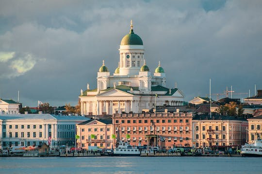Self-guided Discovery Walk in Helsinki highlights and hidden gems