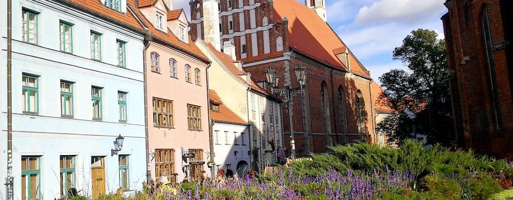 Discovery Walk autoguidata a Riga: la città vecchia essenziale ei suoi segreti