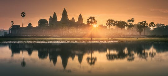 Full-day private tour to Angkor temple