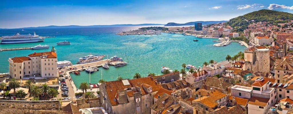 Split and Trogir day trip with Uje olive oil tasting from Zadar