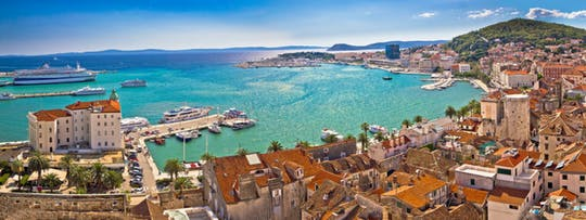 Excursión de un día a Split y Trogir con degustación de aceite de oliva Uje de Zadar