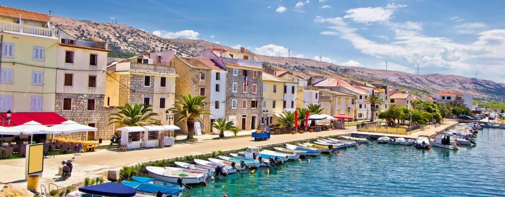 Eiland Pag en Nin Saltworks Privé dagtocht vanuit Zadar