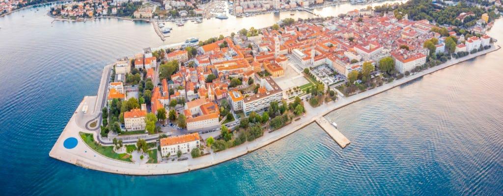 Clase de cocina de vino y cena en Zadar
