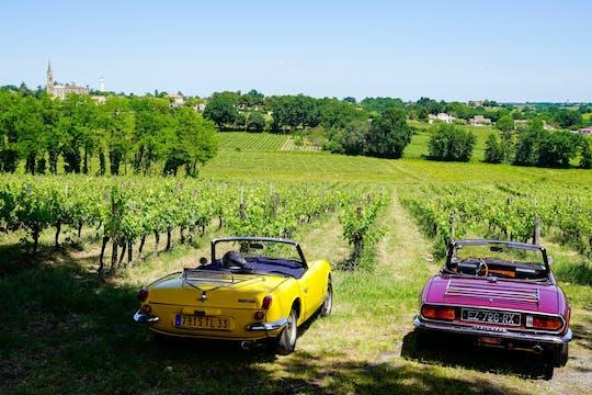 Self-drive wine tour to Saint-Emilion