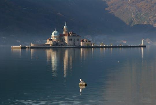 Tour privado de dia inteiro na Baía de Boka saindo de Dubrovnik