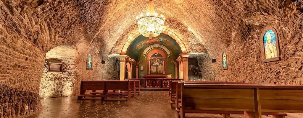 Wieliczka salt mine guided tour with Wawel audio guide