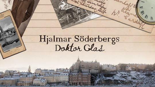 Walk through Stockholm in the footsteps of Doctor Glas